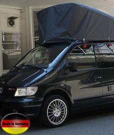 The cap for the Mercedes VITO Marco Polo