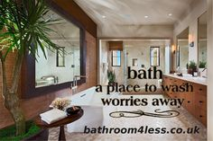 Lovely Bathrooms – The sign of great era!  #Lovelybathrooms #HomeImprovement #Bathroomdecor  #Bathvanities #AdorableVanities