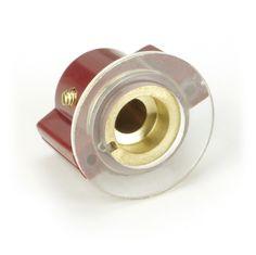Red knob Marconi Style Knob/Skirt diameter: Hole/shaft diameter: knurled or optional shaft version Skirt: Setback for Nuts Knob, Audio, Cool Stuff, Red, Classic, Door Knob