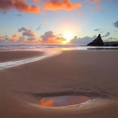 Polzeath beach, North Cornwall, England, UK
