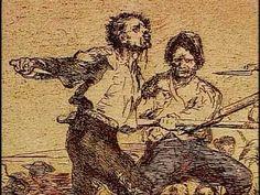 Goya  ótimo documentário de 50 minutos com legendas em portugues se não puder ver agora salve para ver mais tarde   As imagens sombrias presentes nas pinturas e gravuras de Goya não têm precedentes na história da arte ocidental. Inspirado pelos horrores da guerra e da Inquisição, produziu obras-primas atemporais que lhe garantiram o lugar entre os maiores artistas românticos.  The Great Artists é uma admirável série sobre a vida, a época e a obra dos grandes mestres da pintura. Unindo…