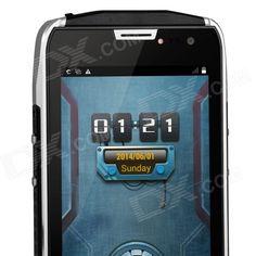 "DOOGEE TITANS2 DG700 Android 5.0 Quad-Core WCDMA Bar Phone w/ 4.5"" OGS, 8GB ROM, GPS, OTG"