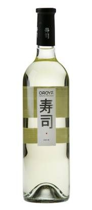 Oroya 2010 white wine for Wine of the Week feature, photographed April 4, 2012.