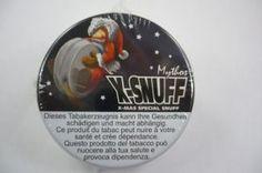 Mythos X-Snuff Weihnachtsschnupftabak, 10 g Dose