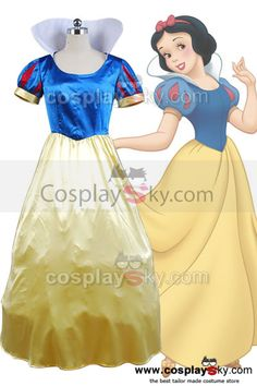 Disney-Princess-Snow-White-Fancy-Dress-Costume-1