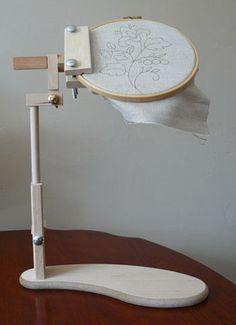 Sonata Seat Stand Embroidery Needlework Cross stitch Frame