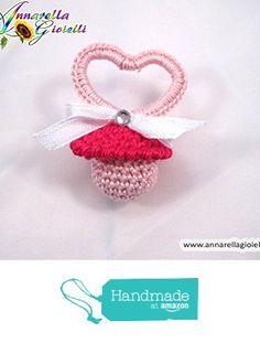 Bomboniere Uncinetto Crochet Favor Annarellagioielli Crochet