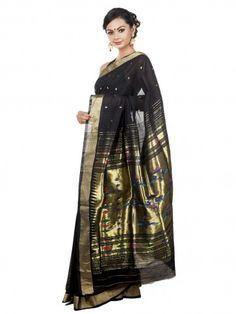 Cotton #paithani saree