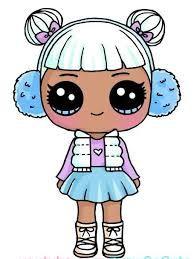 La muñeca hiper,mega y fabulosamente kawaii Kawaii Anime, Chibi Kawaii, Arte Do Kawaii, Kawaii Art, Kawaii Room, Kawaii Stuff, Kawaii Girl Drawings, Cute Girl Drawing, Cartoon Drawings