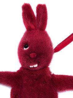 RICK OWENS - BAGS - Rick Owens Fat Bunny, Project Runway Dresses, Fashion Details, Fashion Fashion, Iris Van Herpen, Origami Fashion, Jumpsuit Pattern, Fabric Manipulation, Mink Fur