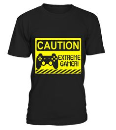 """# Caution Extreme Gamer T-Shirt - Gaming - Funny Video Games .  Special Offer, not available in shops      Comes in a variety of styles and colours      Buy yours now before it is too late!      Secured payment via Visa / Mastercard / Amex / PayPal      How to place an order            Choose the model from the drop-down menu      Click on """"Buy it now""""      Choose the size and the quantity      Add your delivery address and bank details      And that's it!      Tags: Caution extreme gamer…"""