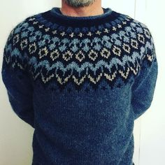 Men Sweater, Pullover, Sweaters, Instagram, Fashion, Knitting And Crocheting, Moda, Fashion Styles, Sweater