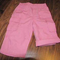 Plátěné kalhoty zn. Cherokee vel. 80 z bazaru za 89 Kč | Dětský bazar.cz