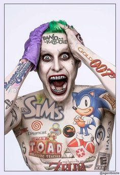 The Internet Reacts To Jared Leto As Joker