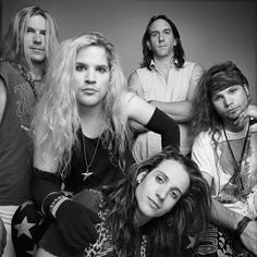 Mother Love Bone....(Stone was so worried about his hair - I love this shot ;)