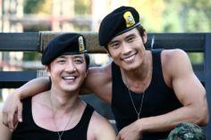 Lee Byung Hoon & Jung Joon Ho