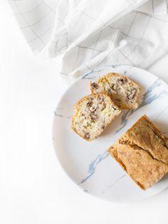 © Blanc Coco - Cake sans gluten haricots fourme noix cumin