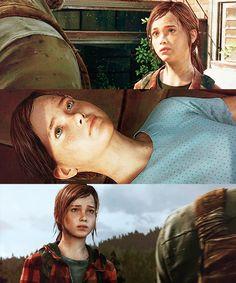 Ellie - The Last of Us - Spring