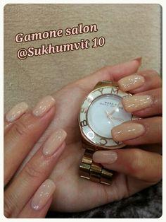 Acrylic nails extensions #Bkk