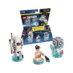 LEGO Dimensions Portal 2 Chell Level Pack (71203)