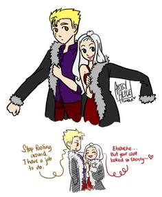 Fairy Tail Obsessed, Your art is so adorable it makes me cheery just...