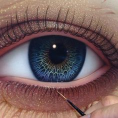 Details Artist: Like and comment to show support! Magritte, Gorgeous Eyes, Beautiful Tattoos, Surrealism, Drawings, Amazing, Instagram Posts, Drawing Ideas, Repeat