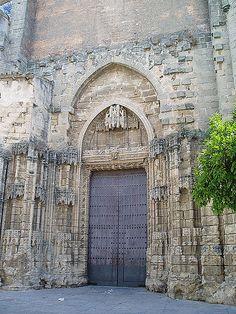 Church Mayor Prioral in El Puerto de Santa María, Cadiz, Spain