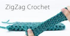 Zig Zag Crochet, Cotton Crochet, Knit Crochet, Crochet Fabric, Crochet Stitches Patterns, Stitch Patterns, Crochet Arm Warmers, Japanese Nail Art, Diy Crafts