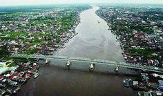 Indonesia River