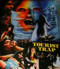 Tourist Trap Horror Movie