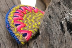 Candy Jute , Handwoven , Handmade, Trendy , Colours , Bright , Happy
