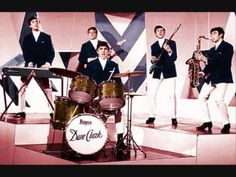 The Dave Clark Five, Glad all over, true stereo mix I Love Music, Sound Of Music, Kinds Of Music, The Dave Clark Five, Mike Smith, 60s Music, Old Rock, Photo Vintage, British Invasion