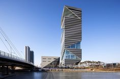 Gallery of G-Tower / HAEAHN Architecture + Designcamp Moonpark dmp + Gyung Sung Architects + TCMC Architects & Engineers - 1