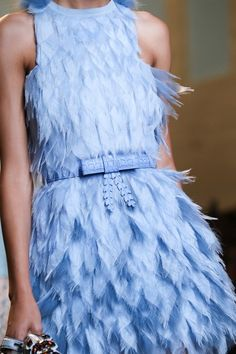 Fendi Spring 2015 Ready-to-Wear collection.
