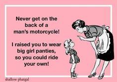 Motorcycle Quotes, Harley Davidson Motorcycles, Passion, Inspiration, Women, Biblical Inspiration, Inspirational, Inhalation, Woman