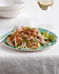 Crunchy Vietnamese Chicken Salad