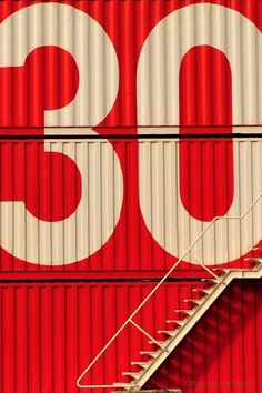 huge lettering on shipping container wall White Industrial, Industrial Signage, Photocollage, Wayfinding Signage, Foto Art, Environmental Graphics, Red Aesthetic, Typography Letters, Sanya