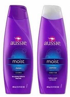 Aussie Kit Shampoo   Condicionador Moist 400ml