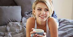 4 bebidas para consumir antes de dormir e acordar mais magra