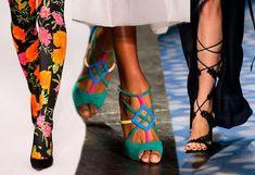82aafa611e4 Παπούτσια Άνοιξη Καλοκαίρι 2017 – Fashion Week Trends #2017fashiontrends