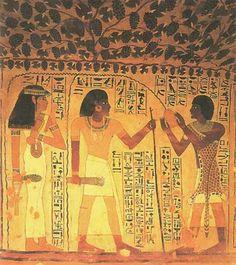 Old Kingdom Mural
