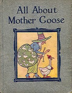 Old Mother Images Fairy Goose Children S Book Ilration