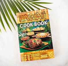 Pacifica House Hawaii Cookbook Vintage Luau by TheOtherLifeVintage
