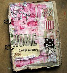 Beautiful Art Journals