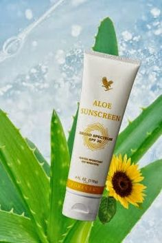 Aloe Vera by FOREVER: Aloe Sunscreen Το καλοκαίρι πλησιάζει, ο ήλιος κα...
