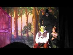 ▶ Shrek the musical performed at the jonesborough Repertory Theatre, Tennessee - YouTube  pictures of 3 blind mice