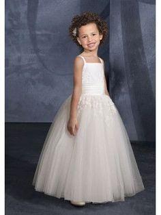 a4197d4a4 8 Best Flower Girls Wedding Dresses images | Alon livne wedding ...