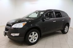 2011 Chevrolet Traverse 1LT SUV 1GNKRGED5BJ216045   Classic Chevrolet    Mentor, Ohio 44060   70,397