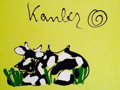 Jacob Kanbier - Cow