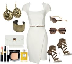 """""""Simply animal"""" by lkbecker on Polyvore"""